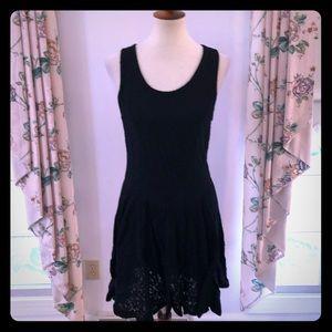 Express Lace Skater Dress